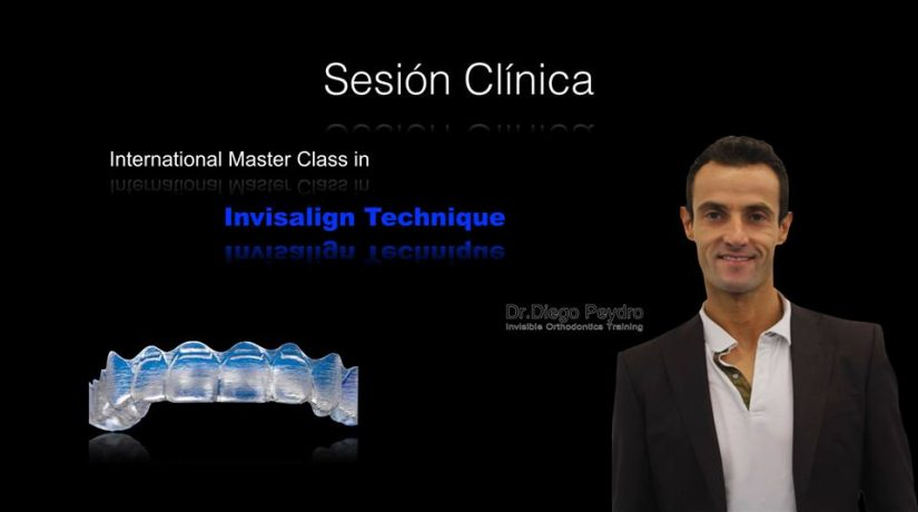 International Master Class in Invisalign Technique con el Dr. Diego Peydro