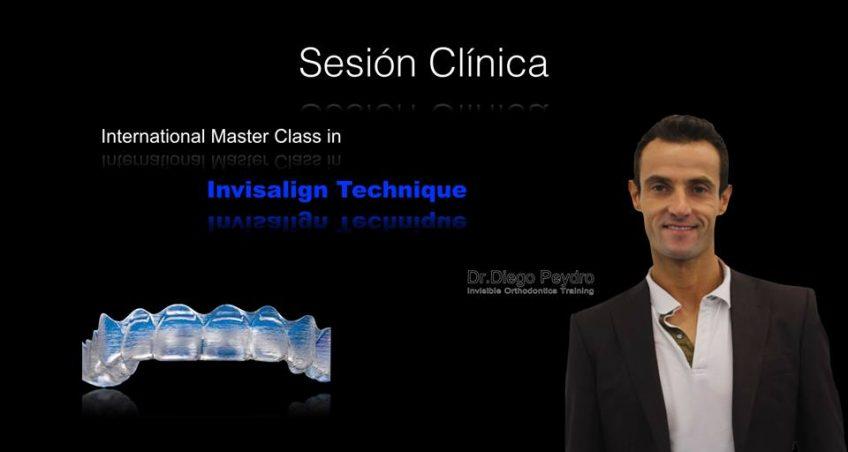 International Master Class in Invisalign Technique con el Dr. Diego Peydro