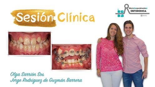Sesión Clínica con los Doctores Jorge Rodríguez y Olga Sarrión