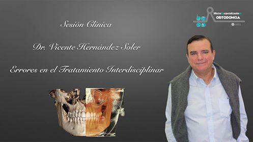 Sesión Clínica del Dr. Vicente Hernández