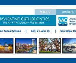 Reunión Anual de la AAO American Association of Orthodontists