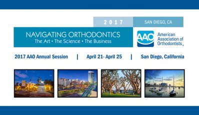 AAO Annual Session 2017 San Diego